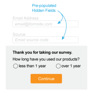 Pre-populate Formsite forms