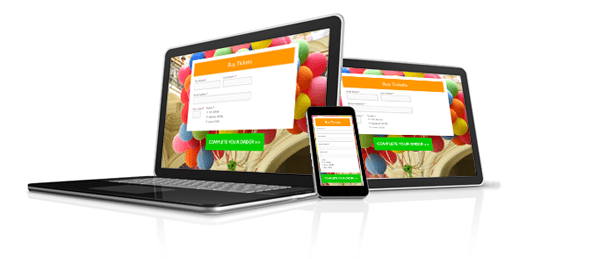 Responsive Online Forms