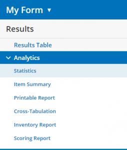 Formsite release analytics