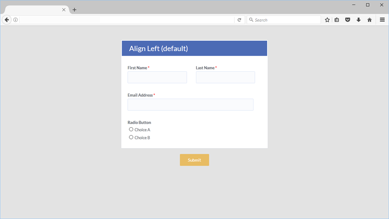 Align Your Formsite Form to Left, Right & Center - Formsite Blog
