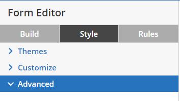 Formsite HTML Head advanced