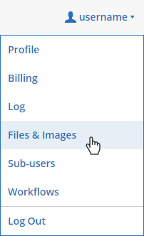 Formsite image Files & Images