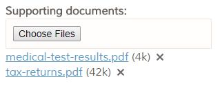 Formsite encryption uploaded files