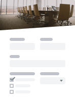 Conference Signup Form Template