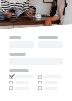 Subscription Form Template