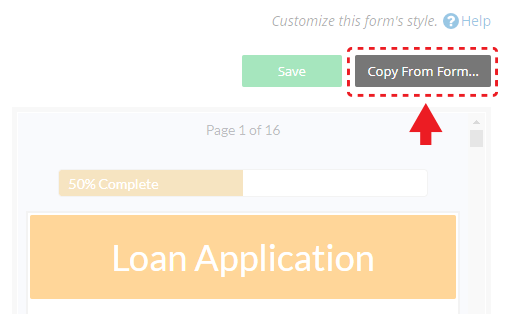 Formsite long forms copy style