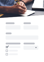Pledge Signup Form Template
