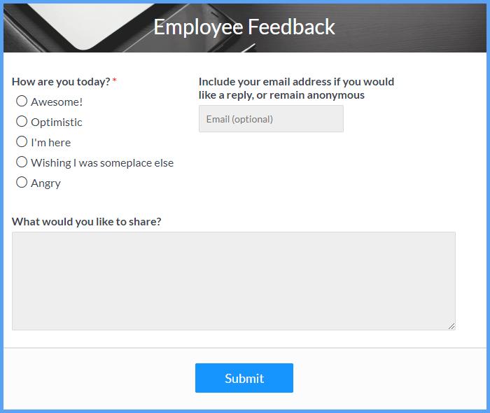 Employee Feedback Templates