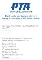 PTA Survey