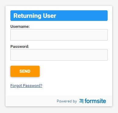 Formsite remote learning save and return