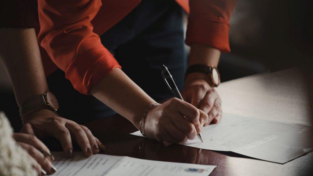 Formsite DocuSign signatures
