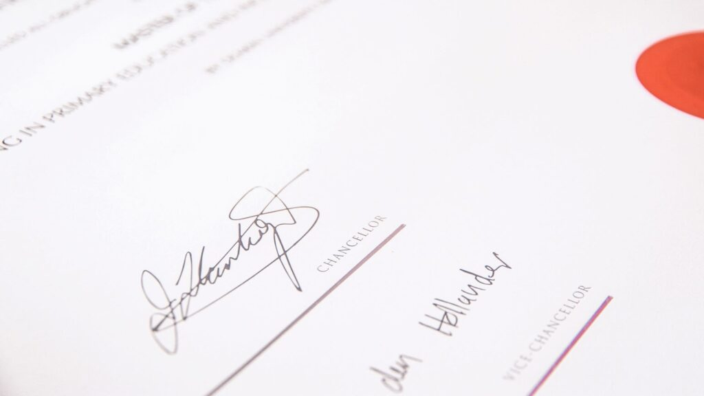 Formsite online signature